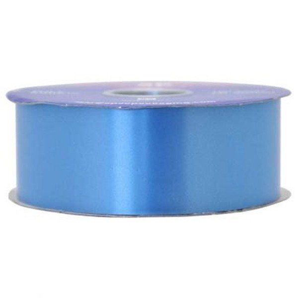 Apac 100 Yards Polypropylene Ribbon - Azure Blue