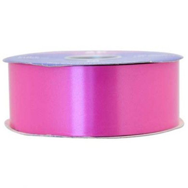 Apac 100 Yards Polypropylene Ribbon - Cerise