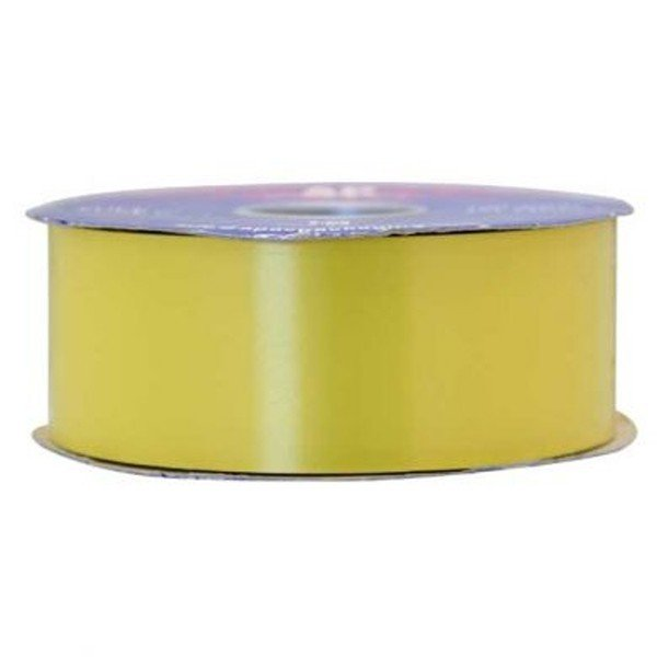 Apac 100 Yards Polypropylene Ribbon - Daffodil