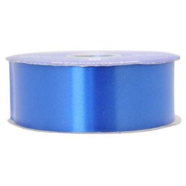 Apac 100 Yards Polypropylene Ribbon - Royal Blue