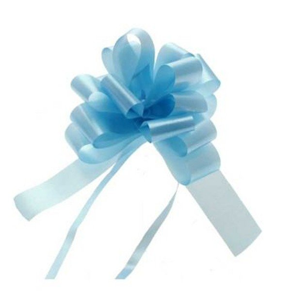Apac 31mm Pull Bows - Light Blue
