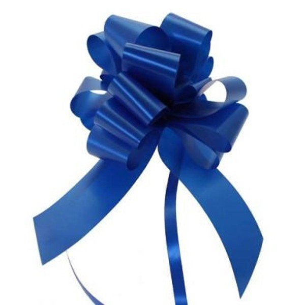 Apac 31mm Pull Bows - Royal Blue