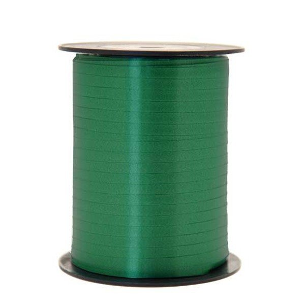 Apac 500 M Curling Ribbon - Emerald Green