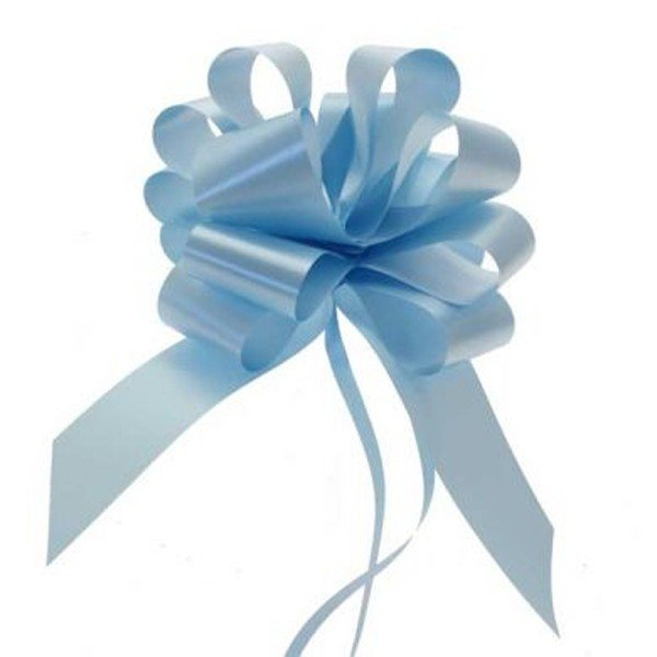 Apac 50mm Pull Bows - Light Blue