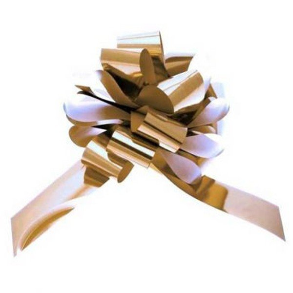 Apac 50mm Pull Bows - Metallic Gold