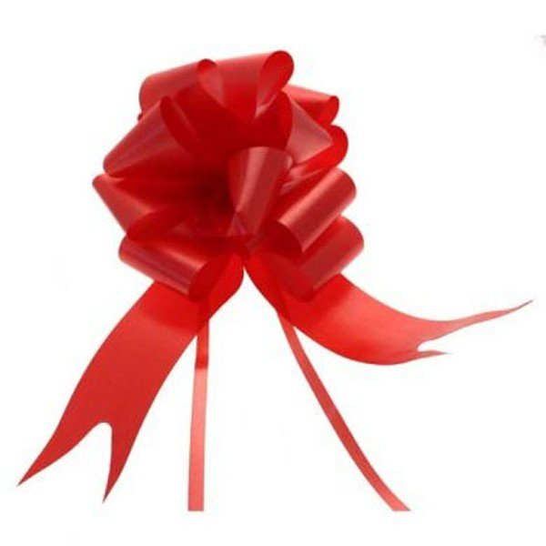 Apac 50mm Pull Bows - Red