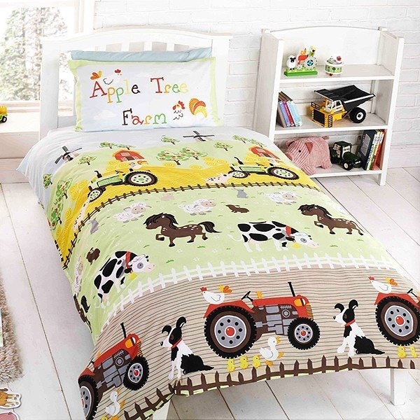 Apple Tree Farm Single Duvet Set