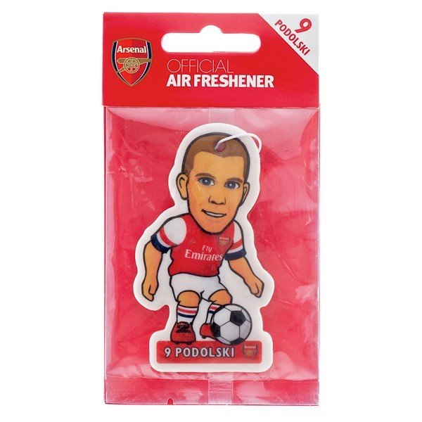 Arsenal  Air Freshener - Podolski