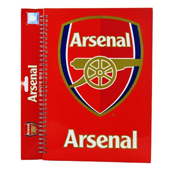 Arsenal A4 Note Book