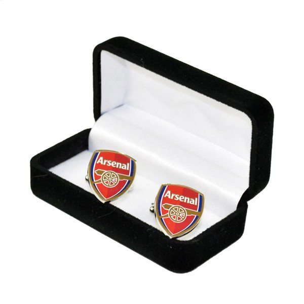 Arsenal Crest Cufflinks