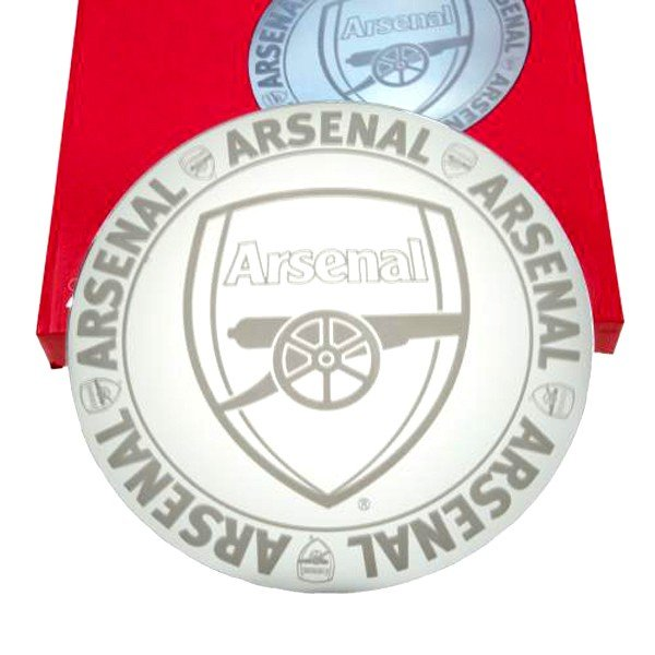 Arsenal Etched Mirror