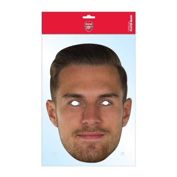 Arsenal Face Mask - Ramsey
