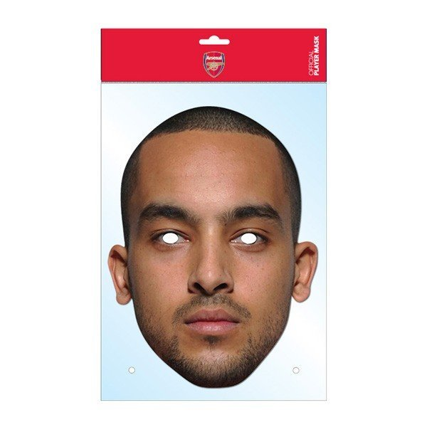 Arsenal Face Mask - Walcott