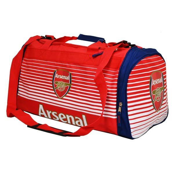 Arsenal Fade Crest Holdall Bag