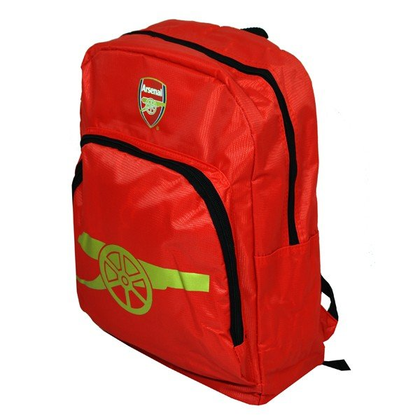 Arsenal Foil Print Backpack