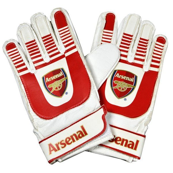 Arsenal Goalkeeper Gloves - Boys