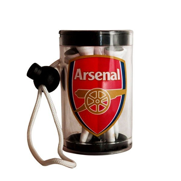 Arsenal Golf Tee Shaker