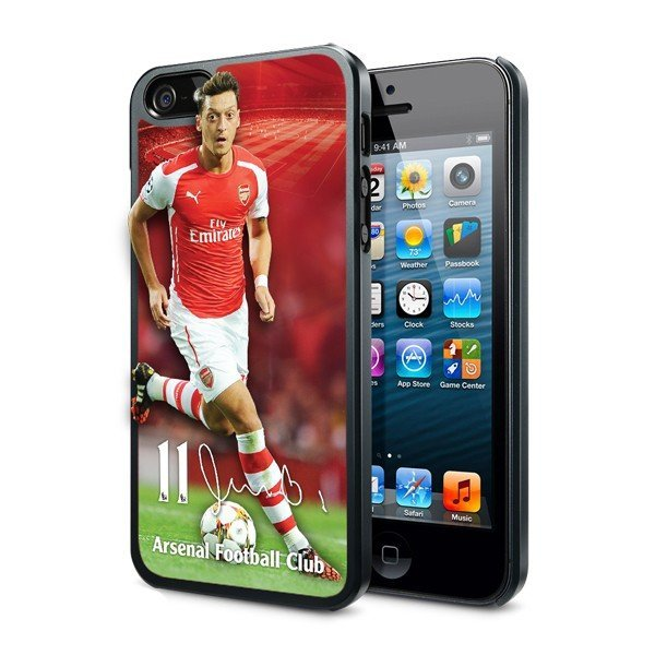 Arsenal iPhone 5/5S 3D Hard Phone Case - Ozil