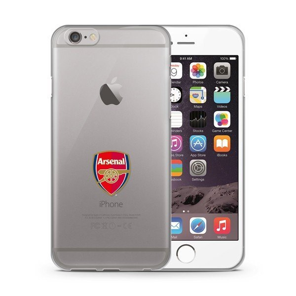 Arsenal iPhone 6 TPU Phone Case