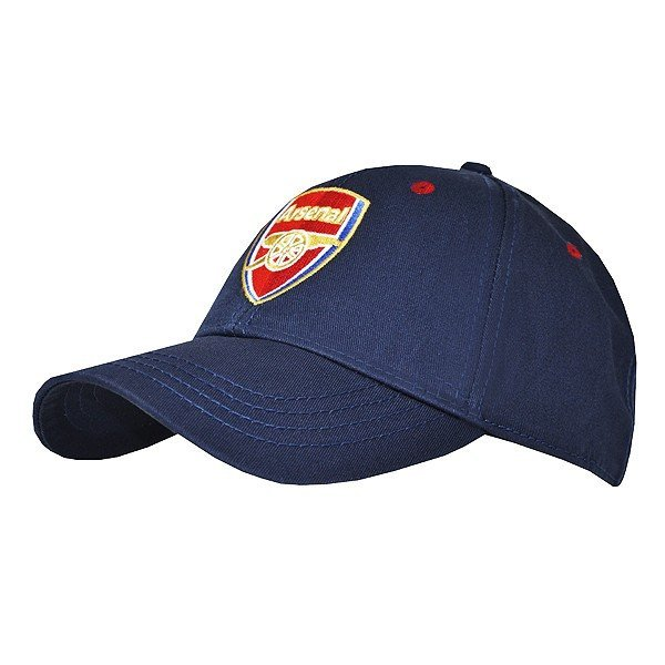 Arsenal Junior Baseball Cap - Navy