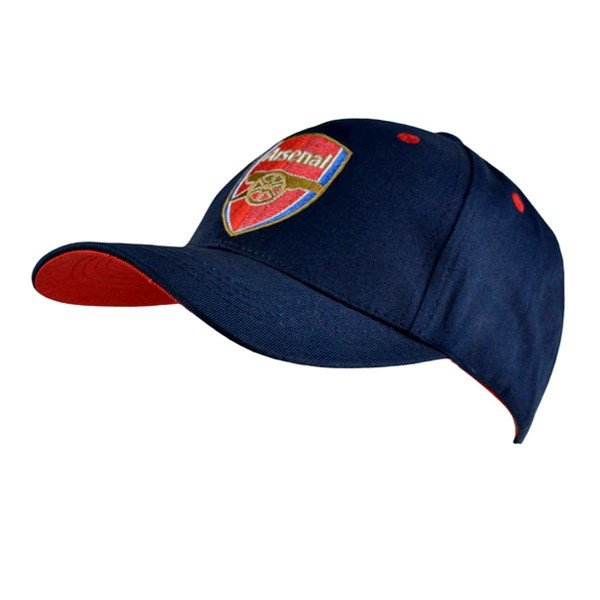 Arsenal Kids Baseball Cap - Navy