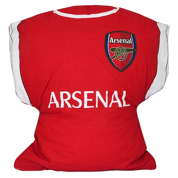 Arsenal Kit Cushion