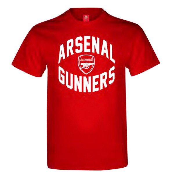 Arsenal Mens T-Shirt - L