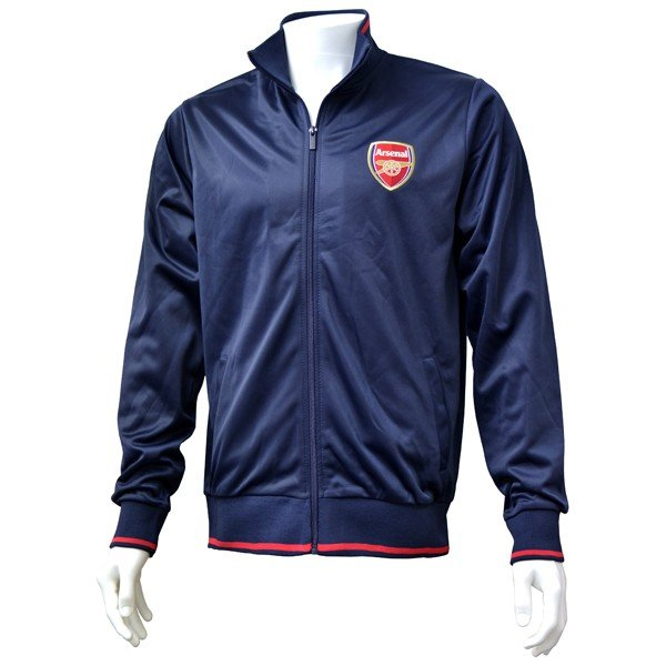Arsenal Mens Track Jacket - M