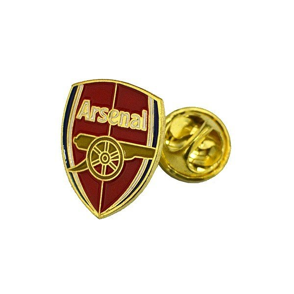 Arsenal New Crest Pin Badge