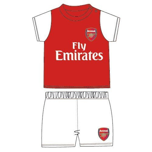 Arsenal Shirt & Shorts Set - 9/12 Months