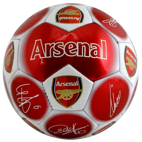 Arsenal Signature Football - Size 5