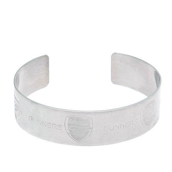 Arsenal Stainless Steel Bangle