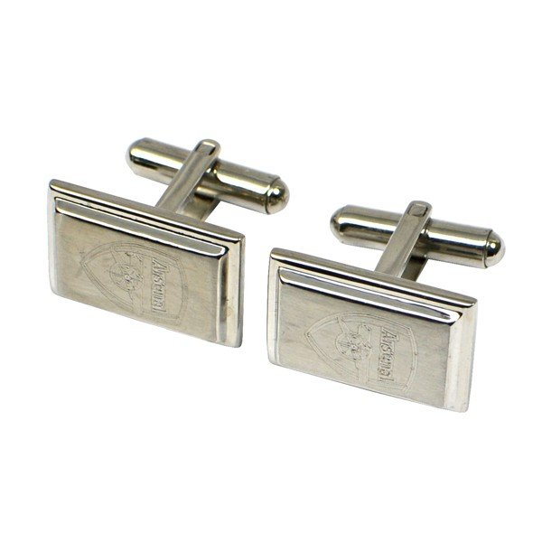 Arsenal Stainless Steel Cufflinks