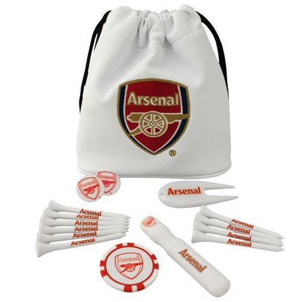 Arsenal Tote Bag Golf Gift Set
