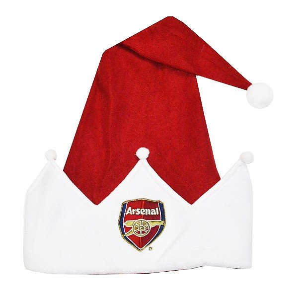 Arsenal Xmas Elf Hat