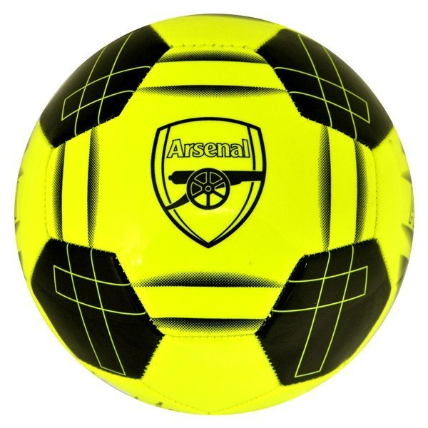 Arsenal Yellow Fluo Football - Size 5