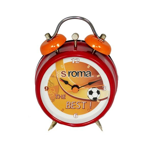 AS Roma Small Alarm Clock - The Best