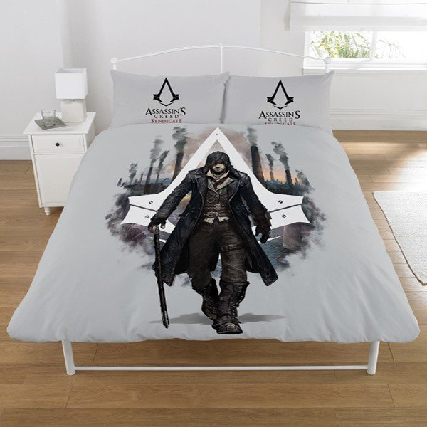 Assassins Creed Syndicate Double Duvet