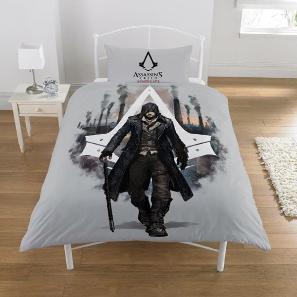 Assassins Creed Syndicate Single Duvet
