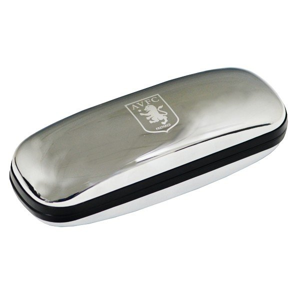 Aston Villa Chrome Glasses Case