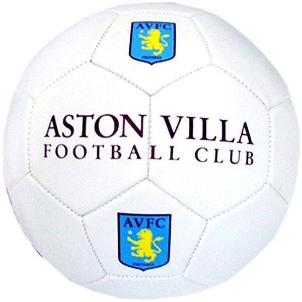 Aston Villa Crest Football - Size 5