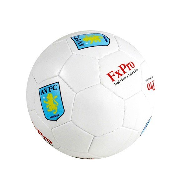 Aston Villa Fx Pro 4 Inch Mini Soft Ball