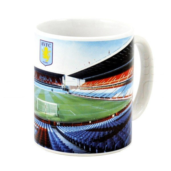 Aston Villa Stadium 11oz Mug