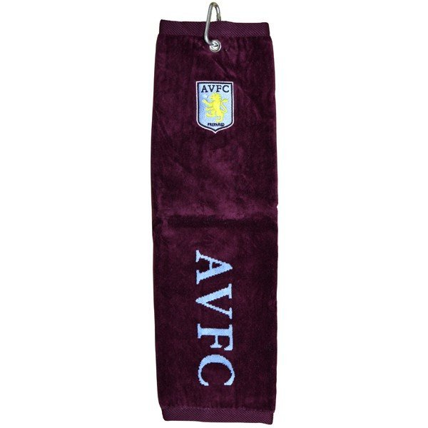 Aston Villa Trifold Golf Towel