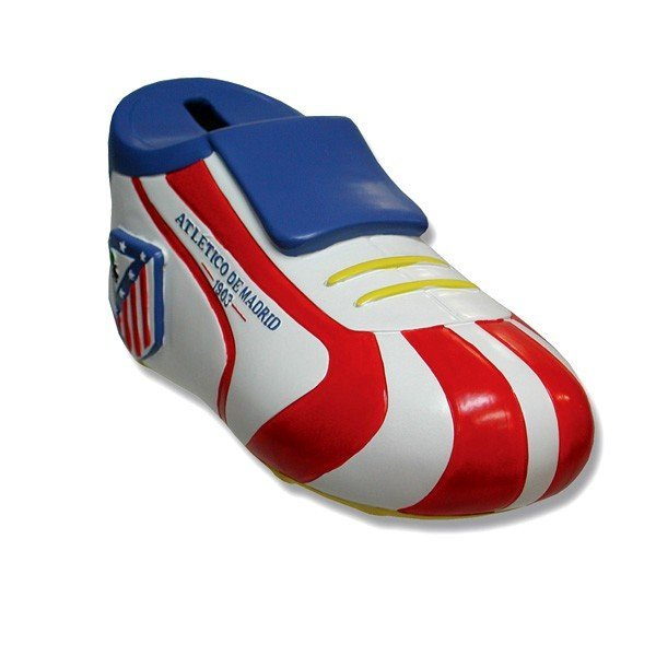 Atletico De Madrid Football Shoe Money Bank