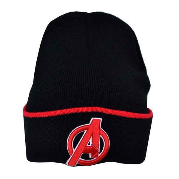 Avengers Tipping Cuff Knitted Hat - Junior