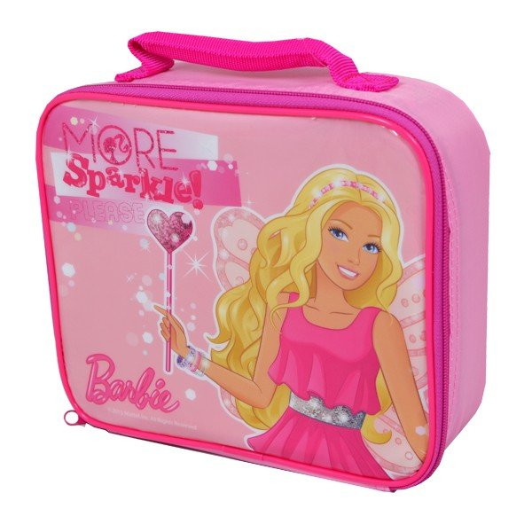 Barbie Sparkle Lunch Bag