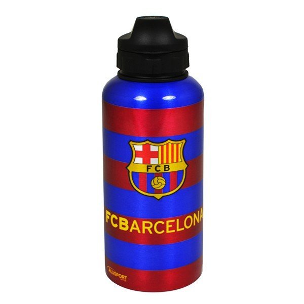 Barcelona Aluminium Water Bottle - Messi 10