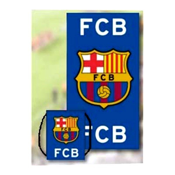 Barcelona Bag Towel - Blue