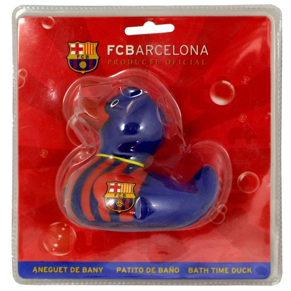 Barcelona Bath Time Duck - Stripe